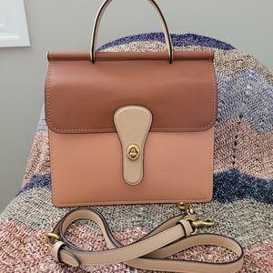 💕SOLD💕 Coach 1941 top handle Willis satchel